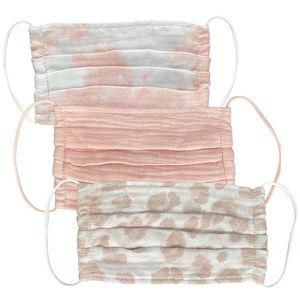 Accessories - pack of three face masks
